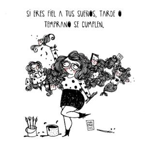 Ilustración cortesía Sara Fratini
