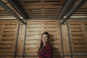 Claudia Valladares, emprendedora social